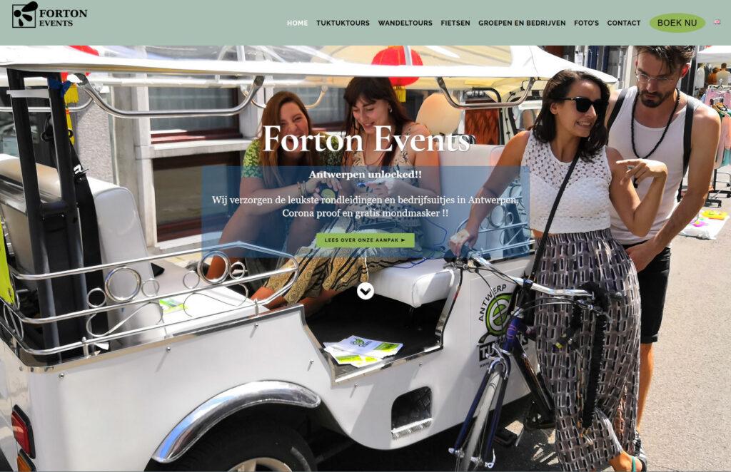 Start Forton Events
